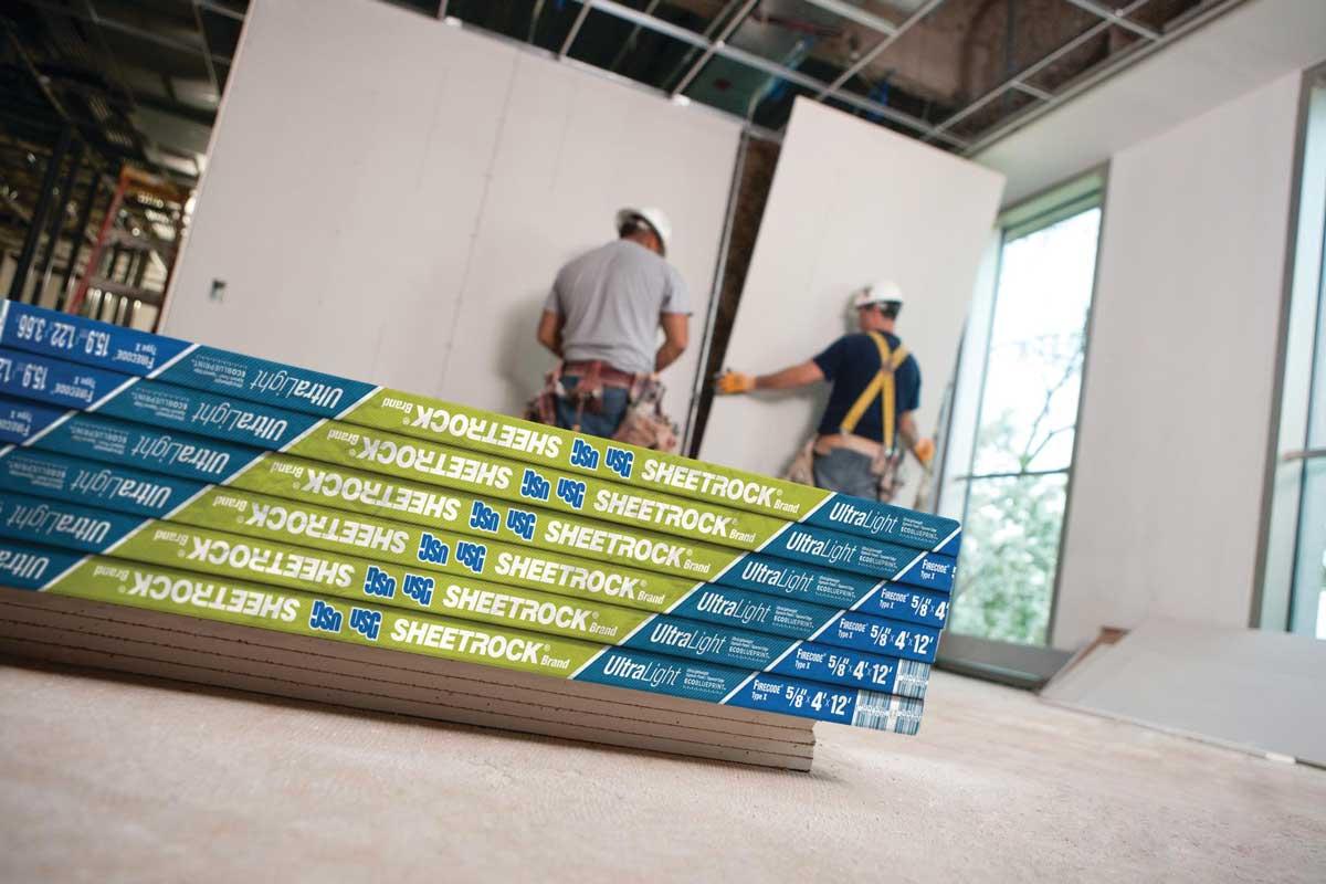 Usg Gypsum Plaster : Usg gypsum kern building materials